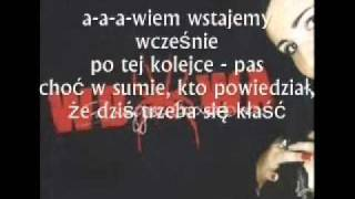 Wdowa - Cholera tak. Lyrics