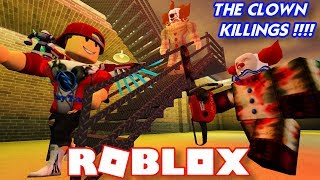 Roblox | Be Clown Troll Sticks Running In Circles Like To Geek Out | The Clown Killings | Vamy Tran