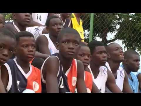 Basketball Academy Club, Libreville, Gabon
