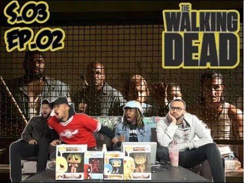 "The Walking Dead Season 3 Episode 2 ""Sick"" Reaction/Review"