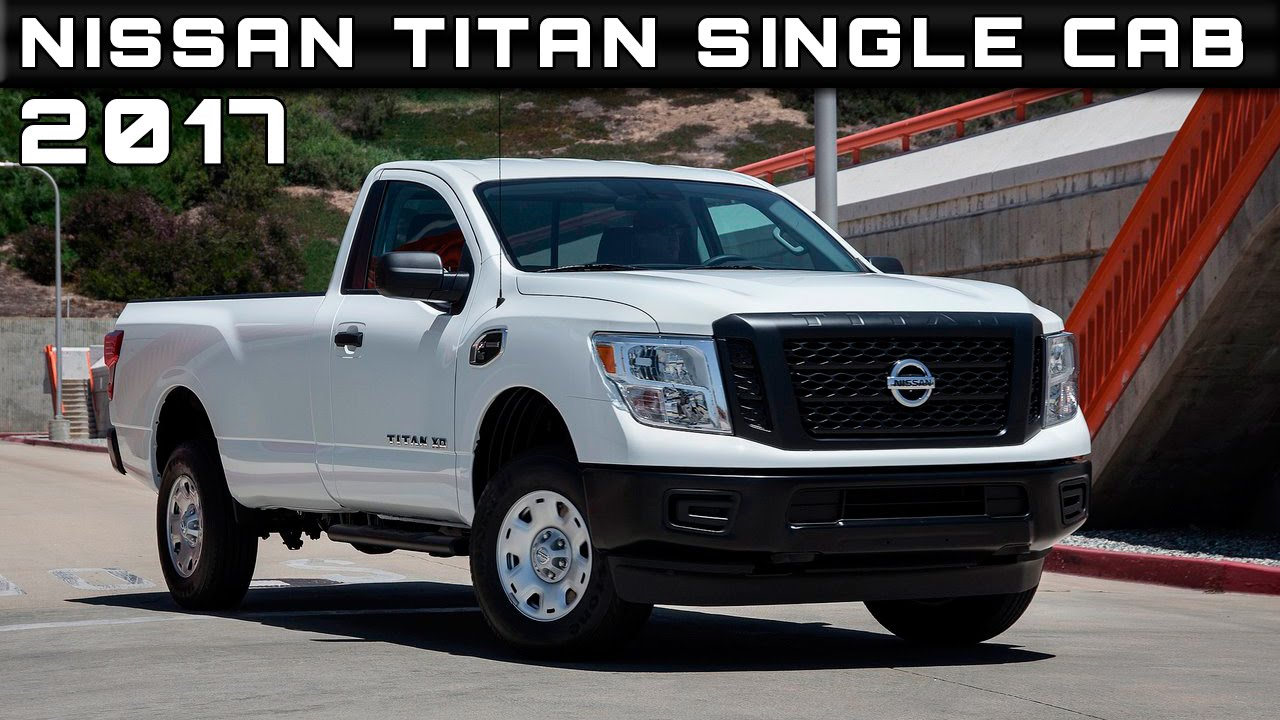 2017 Nissan An Single Cab Review Rendered Price Specs Release Date