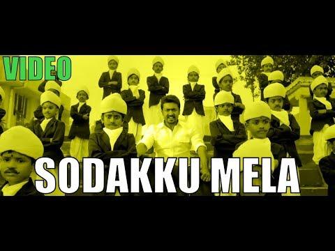 Thaanaa Serndha Koottam - Sodakku Tamil Video | Suriya | Anirudh l Keerthi Suresh