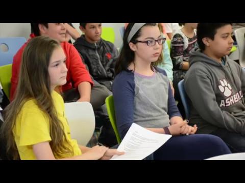 AMS Annual Poetry Slam 2017