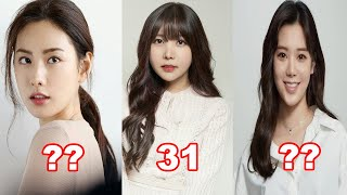 Orange Caramel Members  Real Age