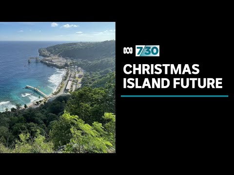 Christmas Island future uncertain as phosphate mine starts to wind down | 7.30