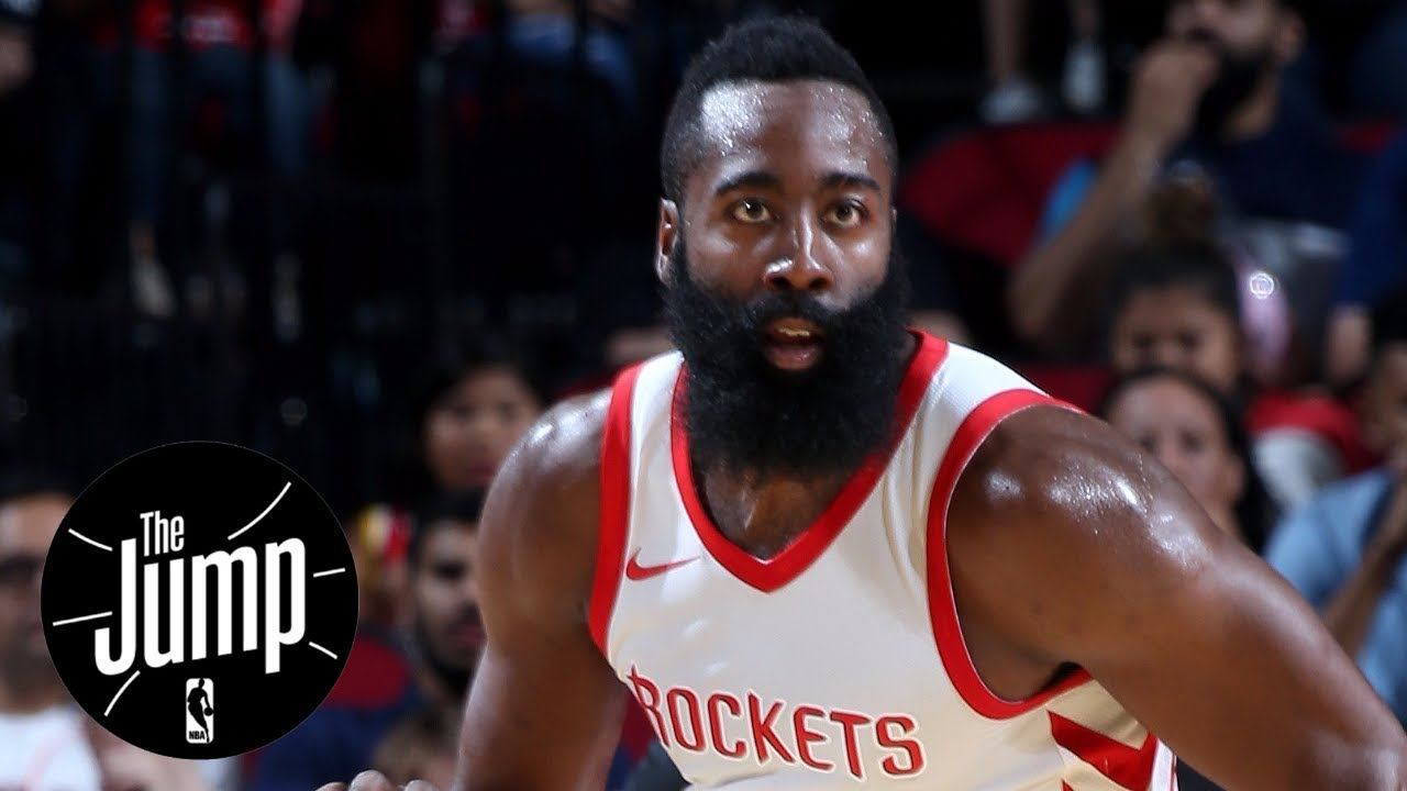 8dc09494014f Kevin McHale says James Harden is not a leader