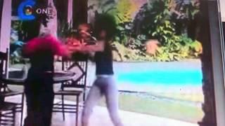 CLAUDINE BARETTO - DOBLE KARA / SAAN KA MAN NAROROON - ROSENDA CONFRONTS MELISSA
