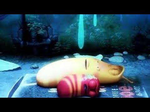 LARVA - POISONOUS SLIME   Cartoon Movie   Cartoons For Children   Larva Cartoon   LARVA Official