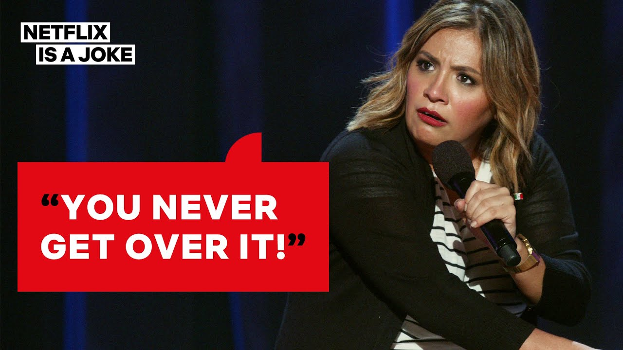 Kids Today Will Never Know 90s Baby Pain: Cristela Alonzo | Netflix Is A Joke