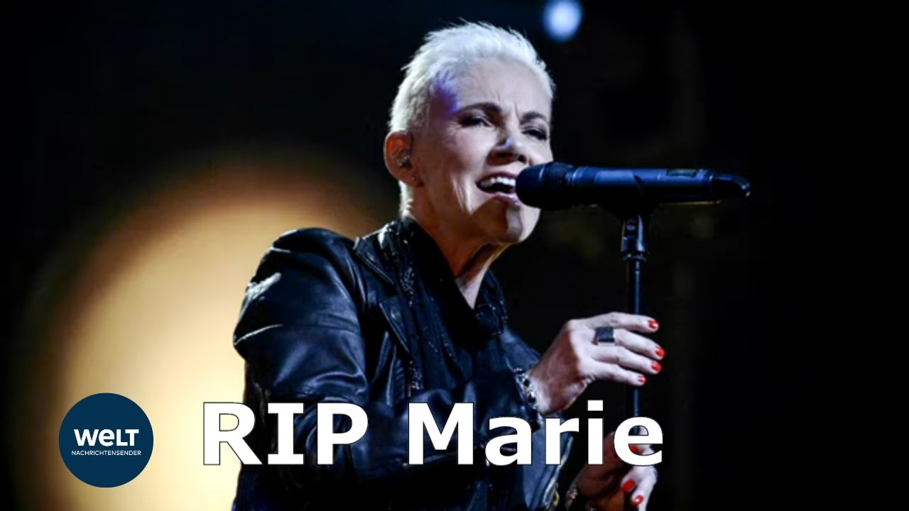 Marie Fredriksson, Of Pop Group Roxette, Dead At 61