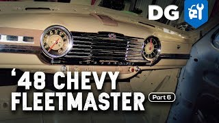 Video DASH & TRIM: '48 Chevy Fleetmaster (Part 6) download MP3, 3GP, MP4, WEBM, AVI, FLV Desember 2017