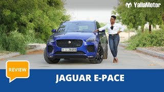 Jaguar E-Pace 2018 Review | YallaMotor.com