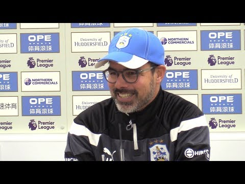 Huddersfield 2-1 Manchester United - David Wagner Full Post Match Press Conference - Premier League