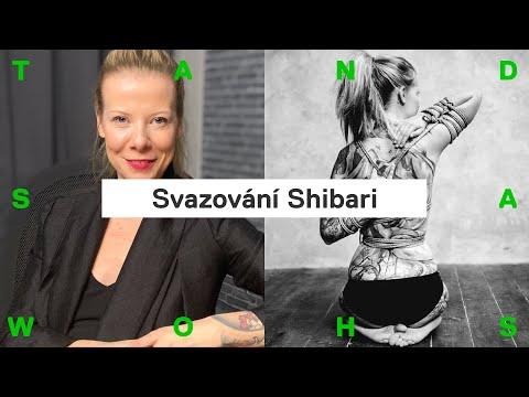 Nina vypráví o Japonském svazování Shibari: vázat se může každá, ale je to náročné i pro muže