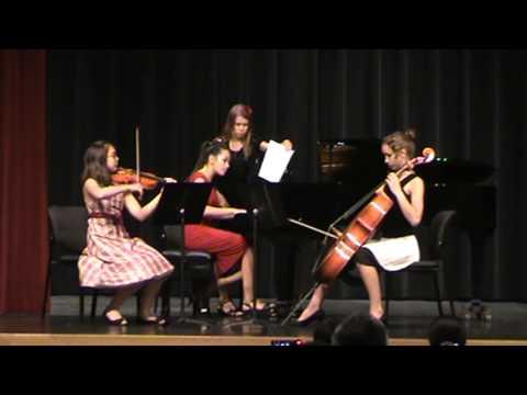 Tiffany Leard - Winter Program,Nevada School of the Arts