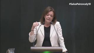 El Ayuntamiento de Madrid aprueba «salvar Peironcely 10»
