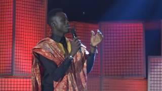 Steve singing Eleko - Project fame 9