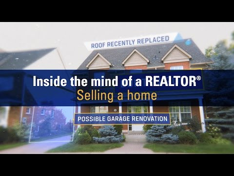 Inside the Mind of a REALTOR® - Selling a Home