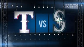 6/12/16: Hamels and Andrus lift Rangers over Mariners