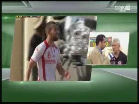 ملخص واهداف مباراة تونس و جيبونى 3-6-2016| تصفيات امم افريقيا 2017