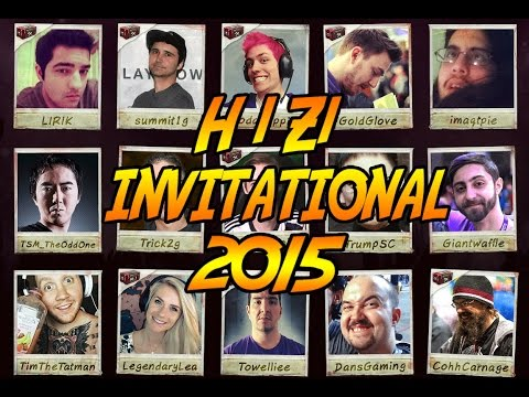 H1Z1 INVITATIONAL 2015 ROUNDS 1 & 2 @TWITCHCON 1080p