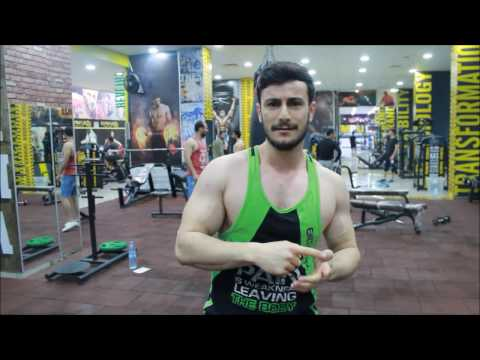 İNCLİNE DUMBBELL PRESS NASIL ÇALIŞILMALI