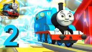 Thomas & Friends: Go Go Thomas Walkthrough Part 2 / Android iOS Gameplay