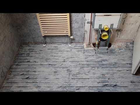 Vloerverwarming Badkamer Elektrisch : Elektrische of water vloerverwarming kiezen in badkamer youtube