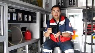 """""""Mi pasión en la vida: Ser paramédico voluntario de la Cruz Roja"""""""