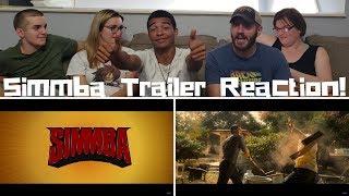 Simmba | Ranveer Singh | Sara Ali Khan | Sonu Sood | Rohit Shetty | Trailer Reaction!