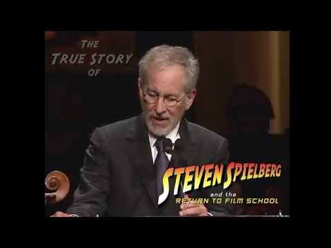 The True Story of Steven Spielberg