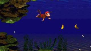 Donkey Kong Country - Underwater Music 1