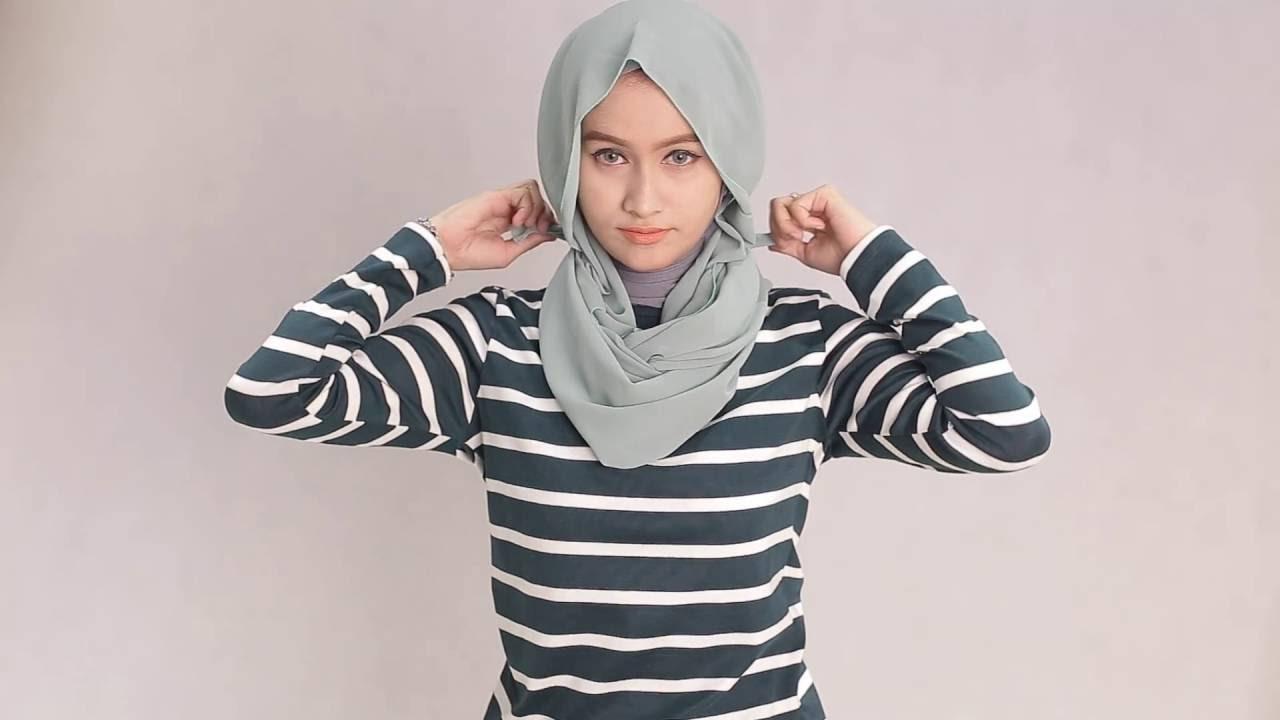 Tutorial Hijab YouTube