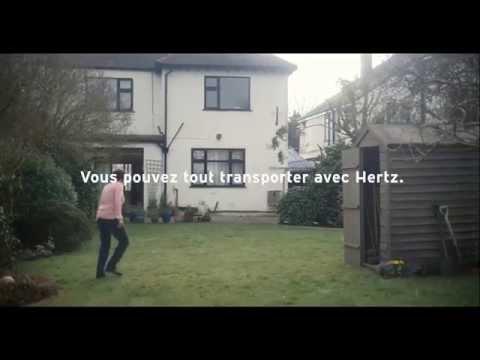 Véhicules Utilitaires - Vous pouvez tout transporter avec Hertz
