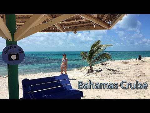 Royal Caribbean Cruise to the Bahamas (Nassau & CocoCay) Enchantment of the Seas, GoPro Hero3+ Black