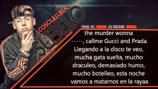 """Cosculluela - """"Subelo"""" - (Con letra)"""