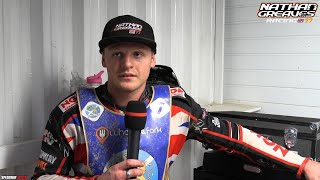 Nathan Greaves Interview : 03/08/2021