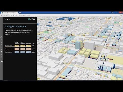 Smart 3D Cities