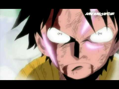 One piece Luffy vs Rob Lucci  CP9 [ extreme fight - doble audio ]
