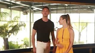 Spirit Of Samba - Tutoriel #4 avec Denitsa Ikonomova & Maxime Dereymez