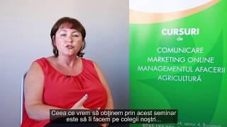 Video curs Advanced communications and PR strategy - Training Strategii Avansate de PR si Comunicare | Cursuri-Creative.ro
