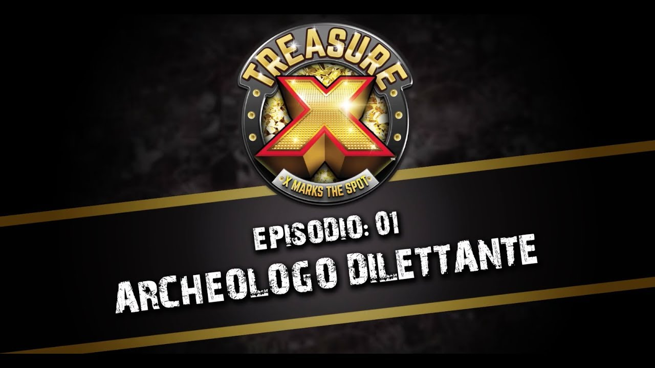 Giochi Preziosi | Treasure X - Episodio 1