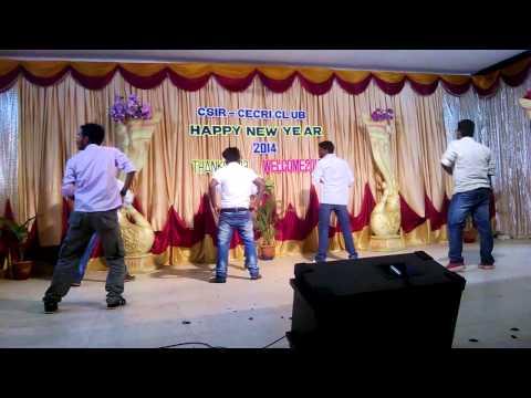 CECRI NEW YEAR CELEBRATION 2014 UKOBACHS