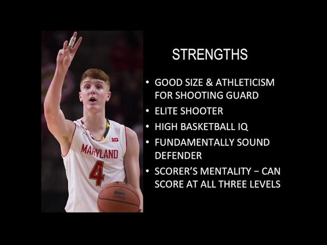 a8eb5ea3455 Projecting NBA Draft Prospects  Kevin Huerter