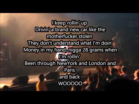 Maan! Wiz Khalifa Lyrics