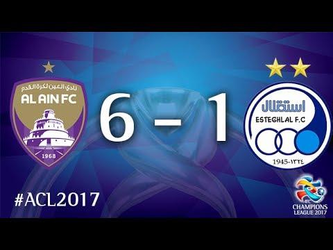 Al Ain vs Esteghlal (AFC Champions League 2017: Round of 16 – 2nd Leg)