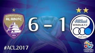 Video Gol Pertandingan Al-Ain vs Esteghlal
