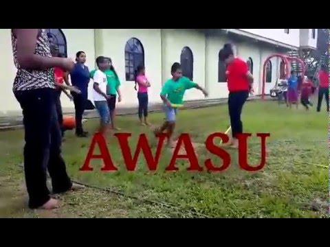 BEGINNING OF  AWASU 2015