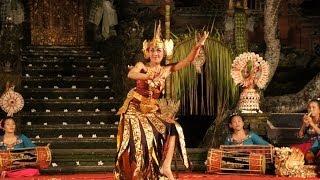 Bali Dance Legong & Barong à Ubud - Indonesia