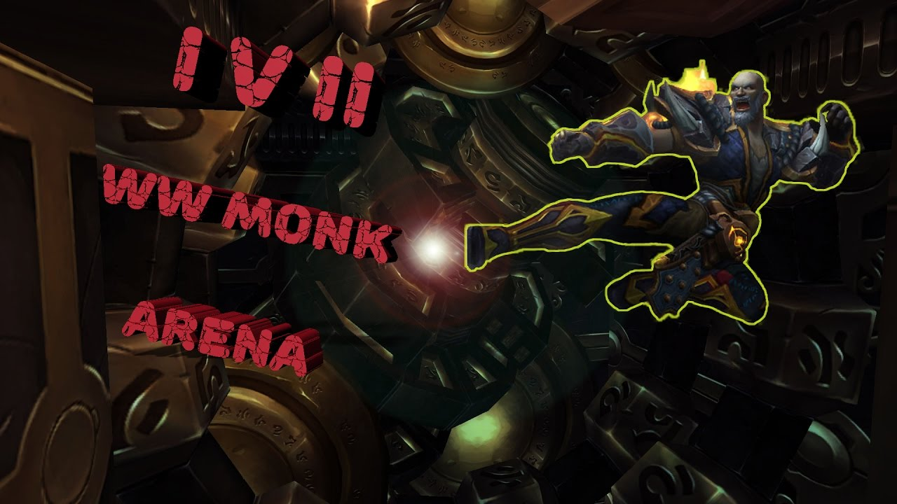 Ww Monk Legion